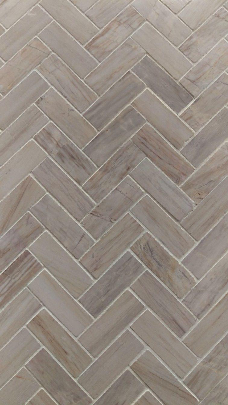Angora Herringbone Tile From Home Depot Herringbone Tile Harringbone Tile Tiles