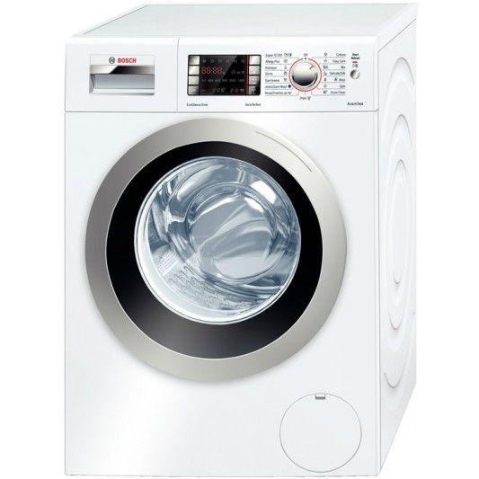 Bosch Was28461au 7 5kg Avantixx Automatic Washing Machine Bosch Washing Machine Automatic Washing Machine Washing Machine
