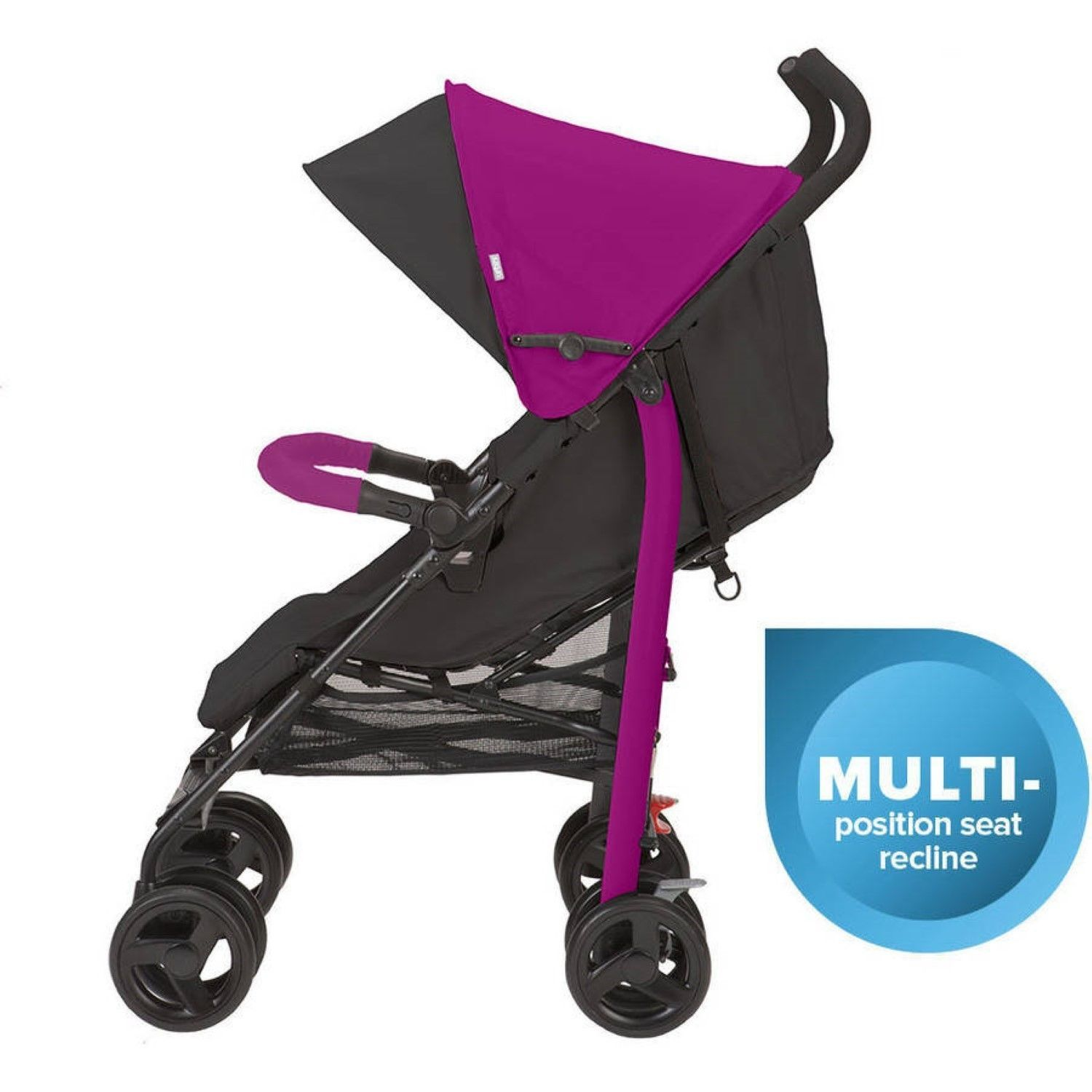 It accepts the Urbini Sonti infant car seat with included