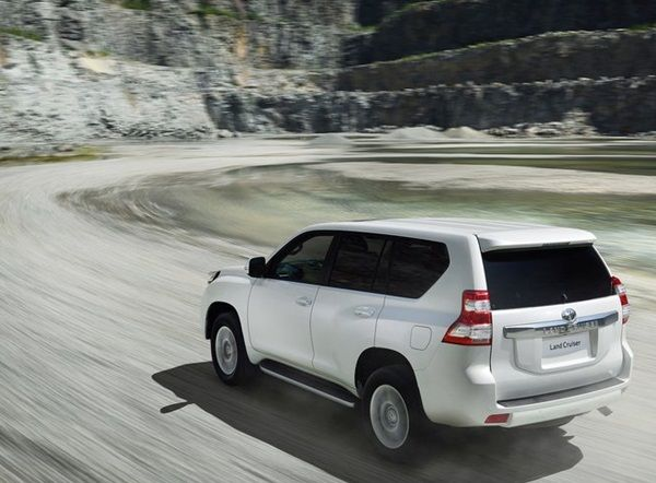 Toyota Land Cruiser Prado Gets A Luxury Makeover Toyota Land Cruiser Prado Land Cruiser Toyota Land Cruiser