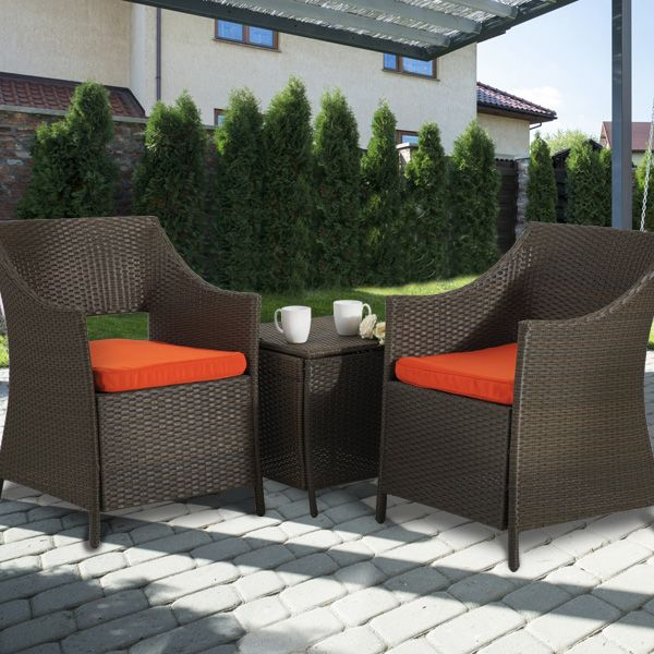 Outdoor Patio Furniture Kitchener: Add A Pop Of Colour And Comfort To Your Patio!