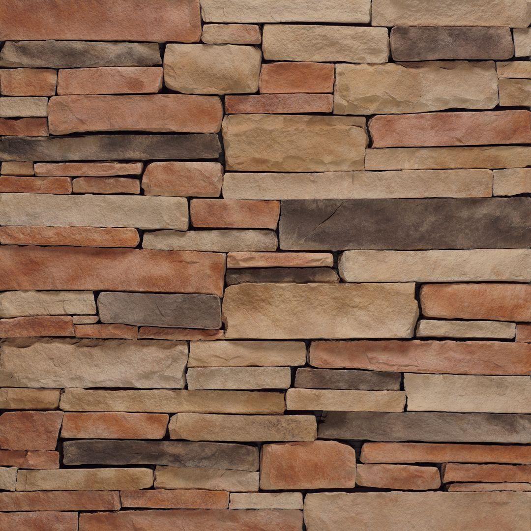 Glen-Gery Landmark Stone in the Prestige Stackstone color profile ...