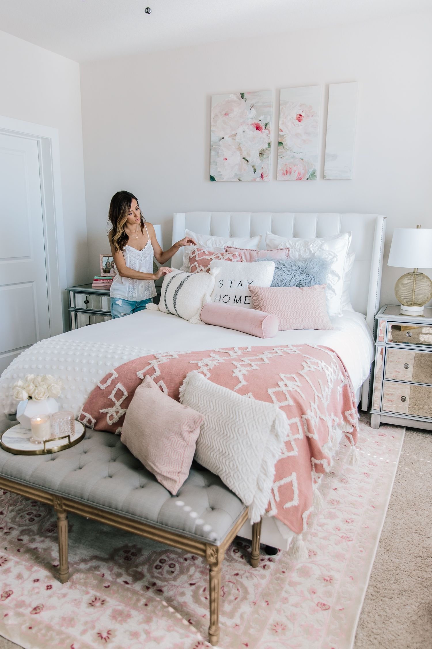Bedroom Refresh Affordable Buys From Urban Outfitters Decor Home
