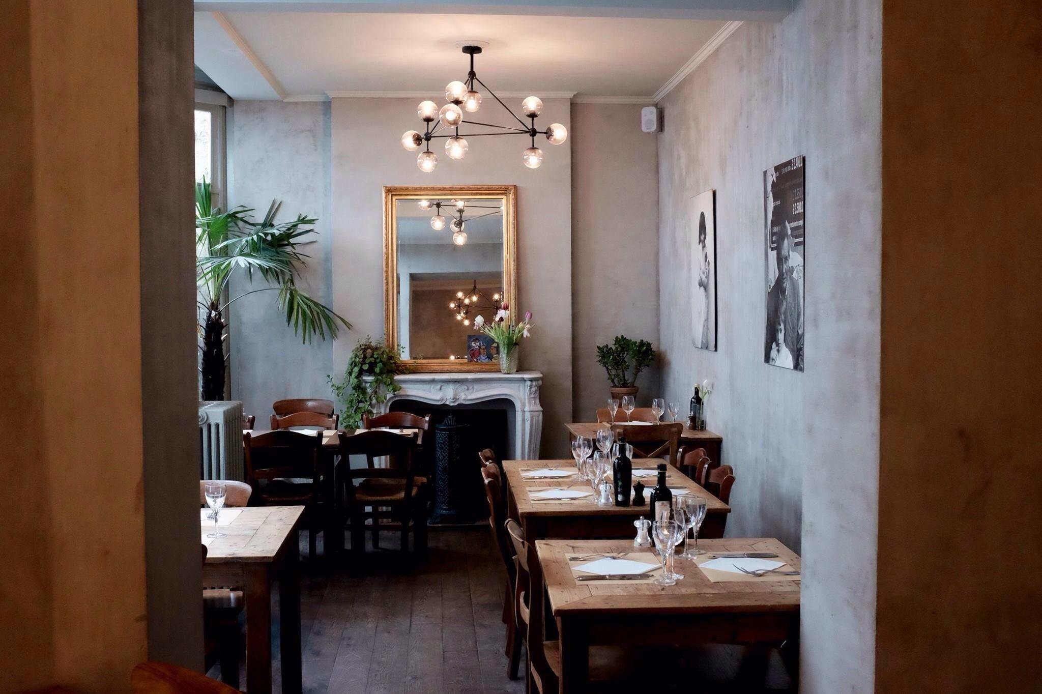 Per Bacco Gent Be Restaurant Review Restaurant Ghent
