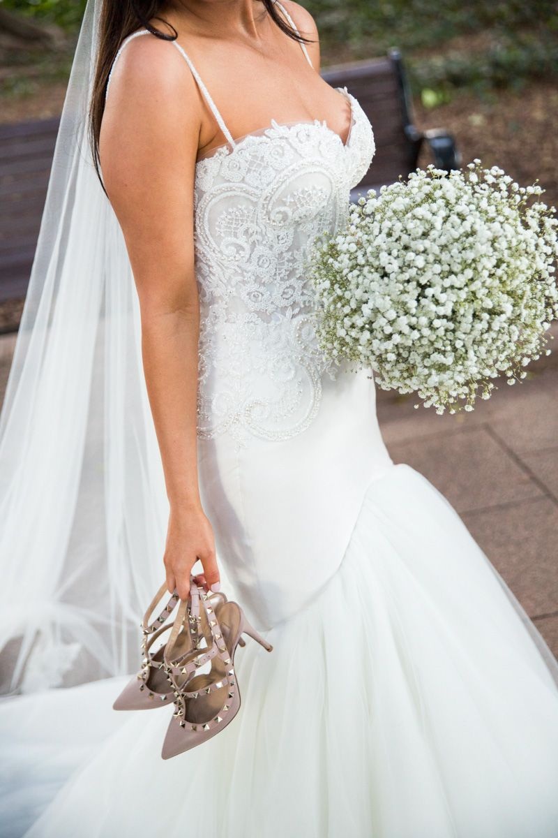 Valentino wedding dress  Elegance class and a hint of high end fashion Glamour couple