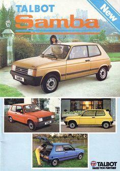 Αυτοκινητων Διαφημισεις Clásicos Coches SambaΠαλιες Talbot vmwN8On0