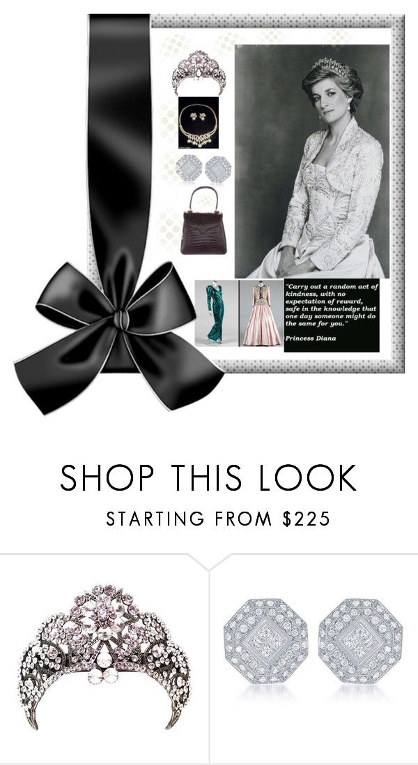 """Princess Diana"" by rpsounos ❤ liked on Polyvore featuring Diana M. Jewels and Lana Marks"