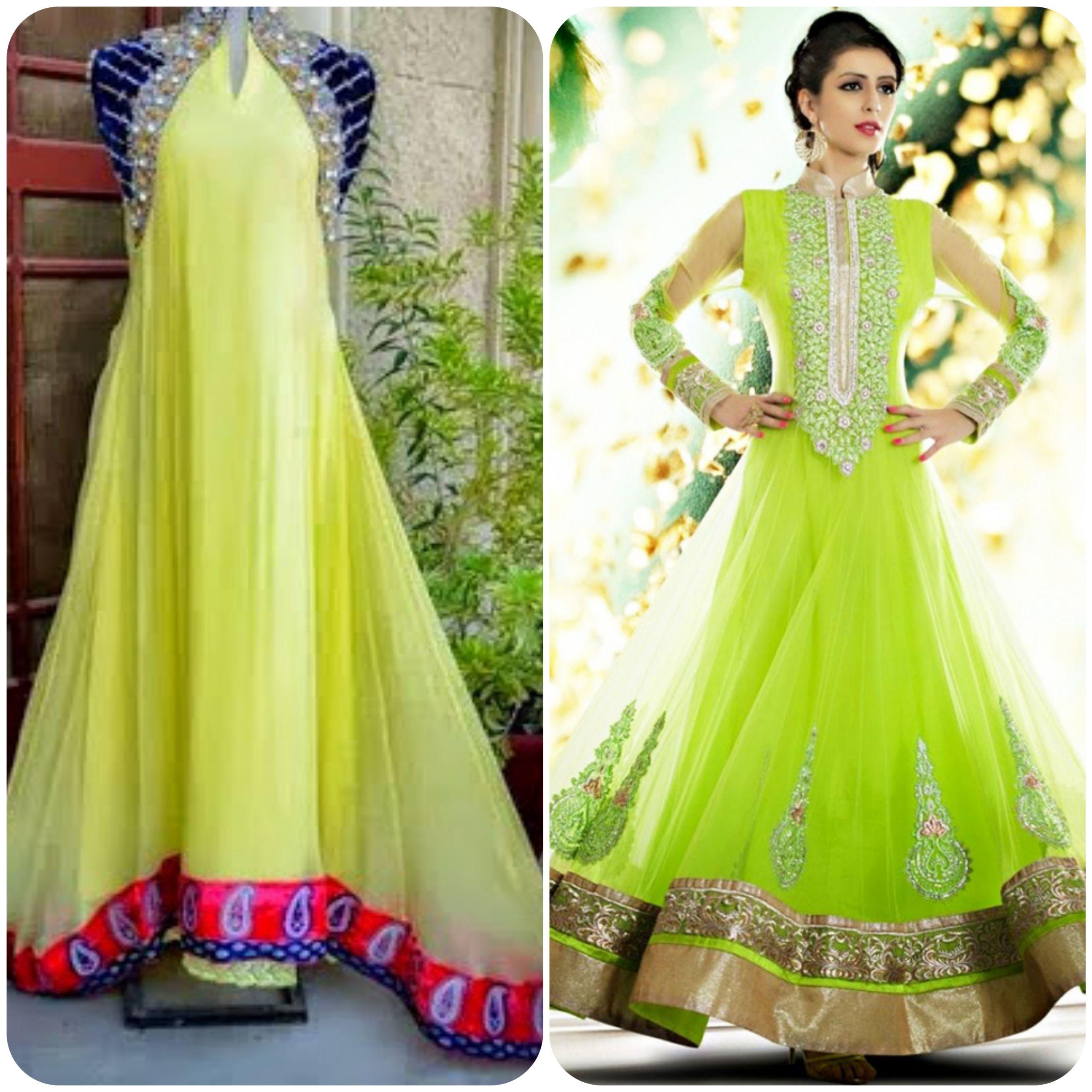 Latest Bridal Mehndi Dresses Designs Collection 20152016
