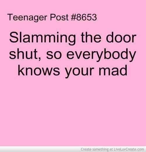 slamming doors - my 70 year old mother.  sc 1 st  Pinterest & slamming doors - my 70 year old mother.. | Funny haha | Pinterest ...