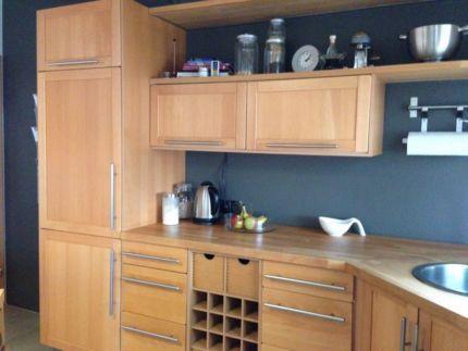 Küchenfronten KVADRAT Buche für IKEA FAKTUM in Nordrhein-Westfalen - ebay gebrauchte k chen