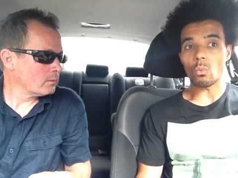 Akala Knowledge is Power interview  The artist taxi driver