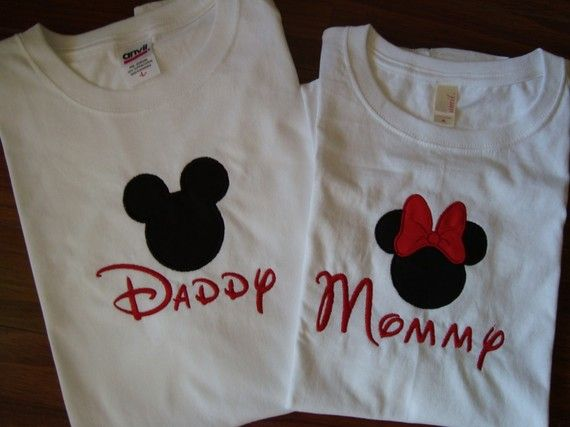 Mom And Dad Mickey Mouse Birthday Shirts Shop Clothing Shoes Online
