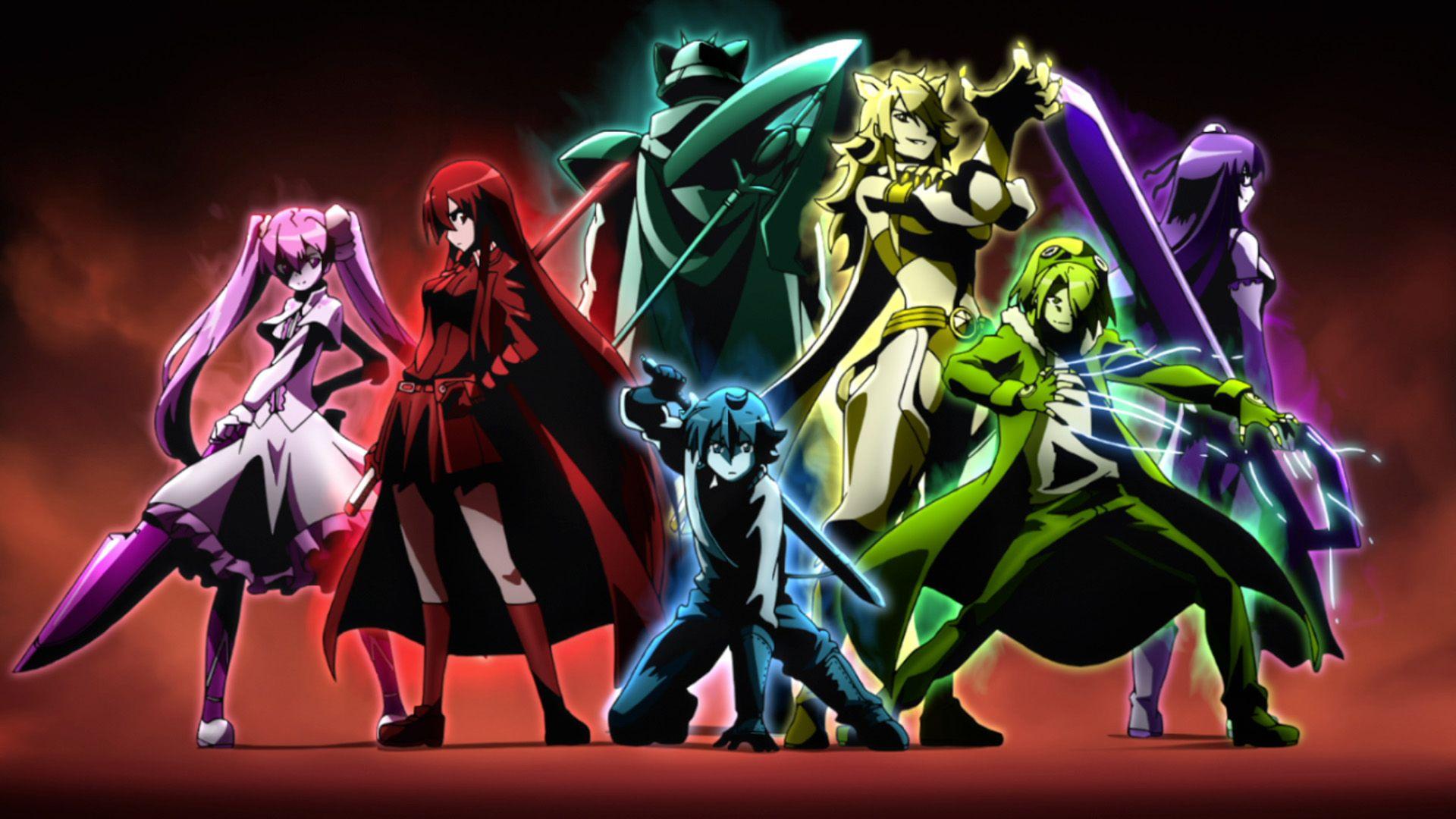 Red Eyes Sword Akame ga KILL! Épisode 1 Mort aux