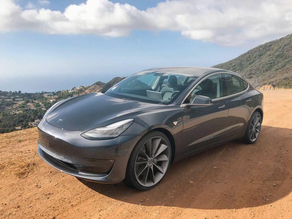 Evt Wheel For Tesla Model 3 Set Of 4