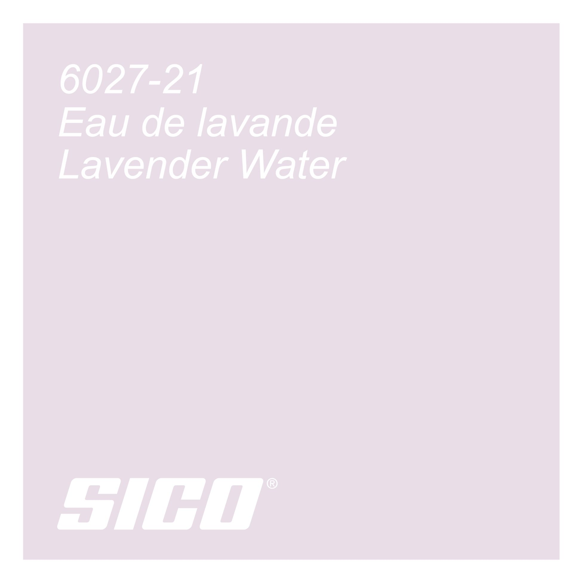 Lavender Water By Paint Colour By Sico Paints