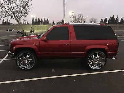 Custom 2 Door Yukon Google Search Chevy Tahoe Chevy Trucks 2
