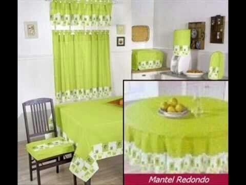Verde Manzana Manteles Para Mesa Como Hacer Manteles Manteles