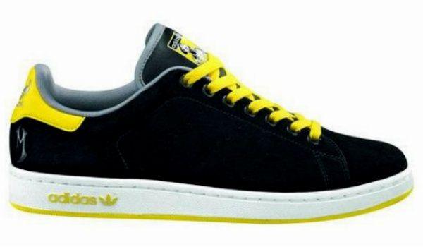 "Populære Adidas Stan Smith ""Def Jam"" x Method Man | HipHop/Rap LS-73"
