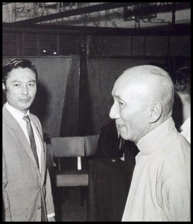 SWK - Ip Man with Wong Shun Leung