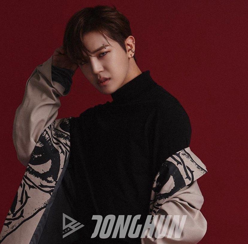 a.c.e donghun comeback teaser under cover | Kpop guys, Golden ...