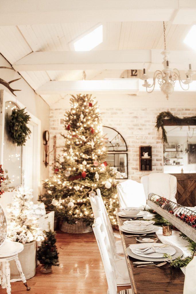 Photo of Christmas Tree Tour   Two Paws Farmhouse