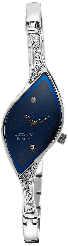 Titan Raga 9710SM01 Analogue Watch - For Women #Titan #analog #Blue #Dial #Women's #Watch #9710SM01 Price:INR 4,240.00 -------------------------------------- Sale: INR 3,825.00 --------------------------------------