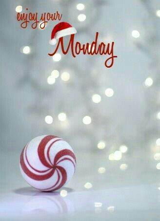 Good morning & enjoy your Monday | Just Because | Monday ...