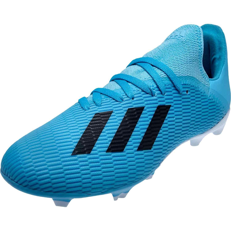 Kids Adidas X 19 3 Fg Hard Wired Soccerpro In 2020 Soccer Boots Kids Soccer Cleats Soccer Cleats Adidas