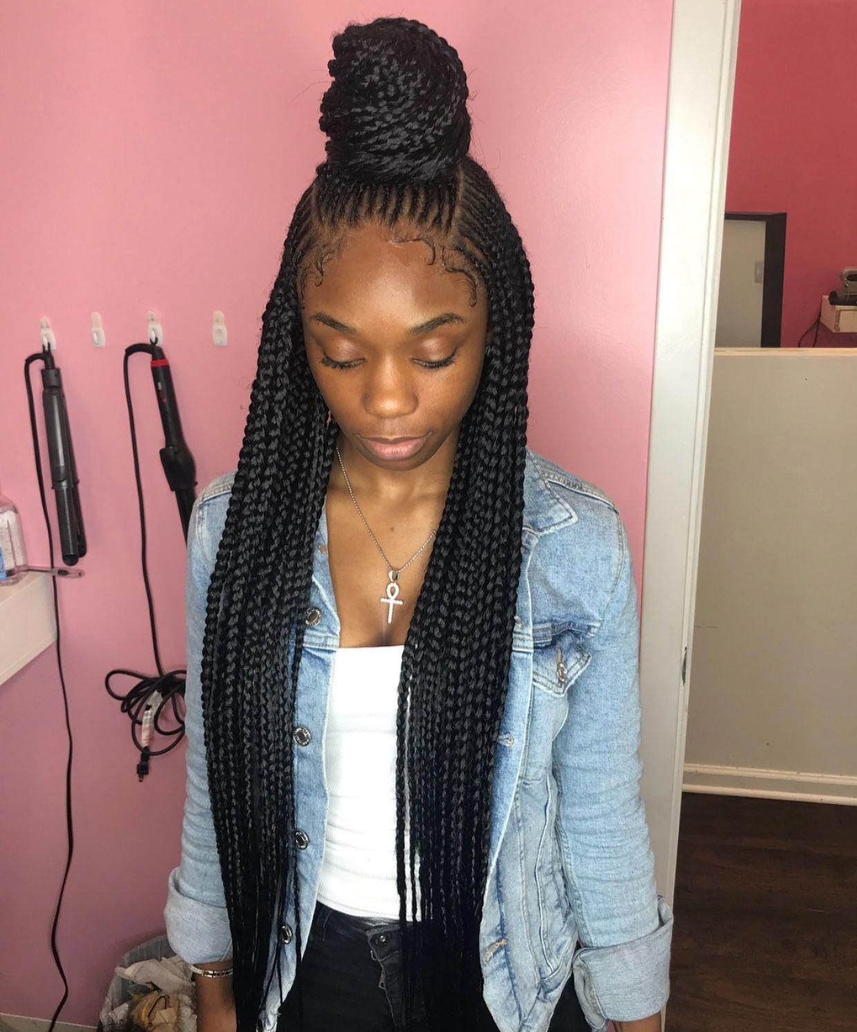 Cute Jamaican Hairstyles: Pin On Braided Up