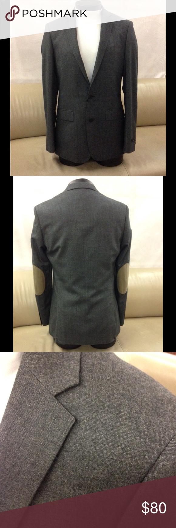 Men's Elbow Patch Sports Jacket NWT Jackets, Sports jacket