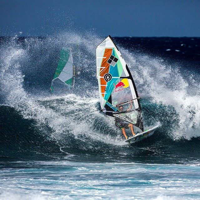Levi Siver pushing wave riding to a different era. Got fins?