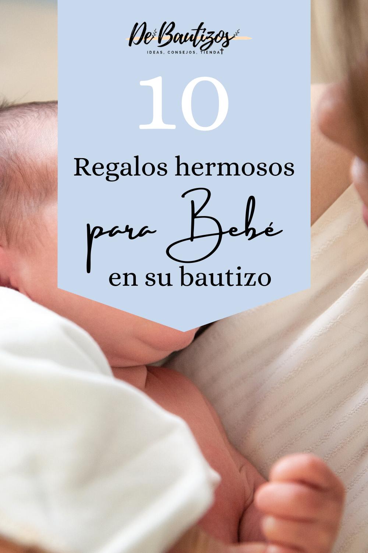10 Regalos Para Bebé En El Bautizo Este 2021 De Bautizos Bautizo Regalos Bautizo Regalos Para Ahijada