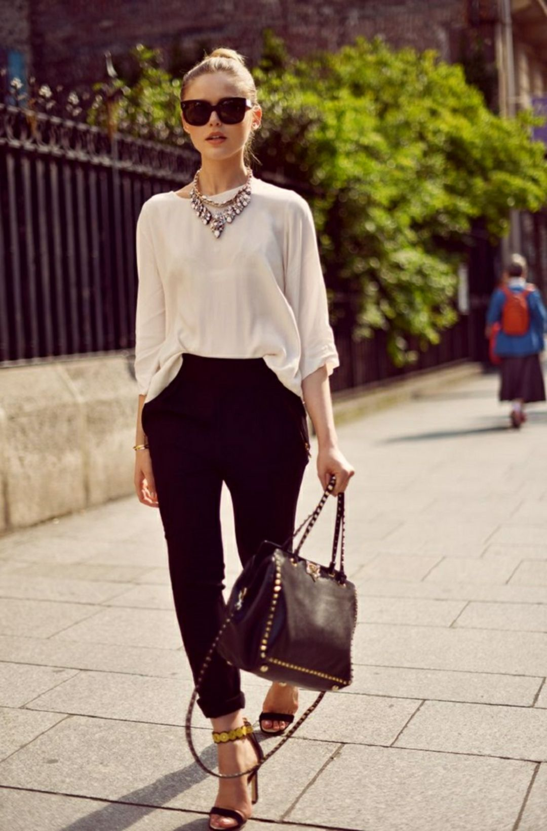 40+ Fashionable Work Outfit Ideas For Women To Looks More Elegant - Fashions Nowadays