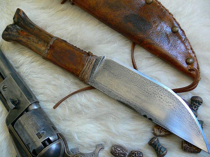Bone Handle Knife