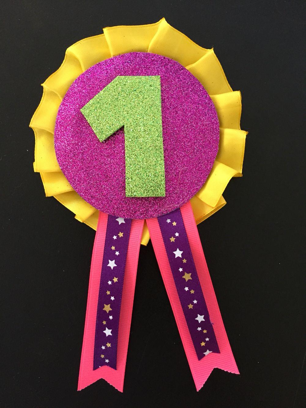 Medalla de listones … | Pinteres…