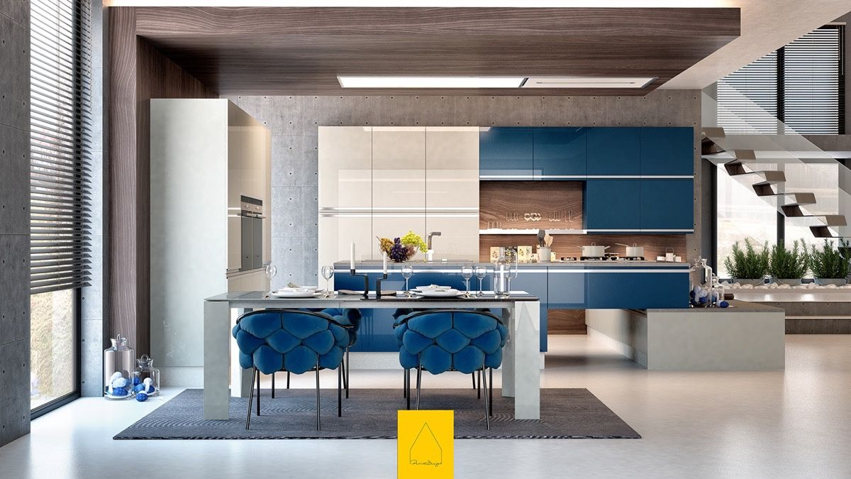 While traditional kitchen styles tend to emphasize material and