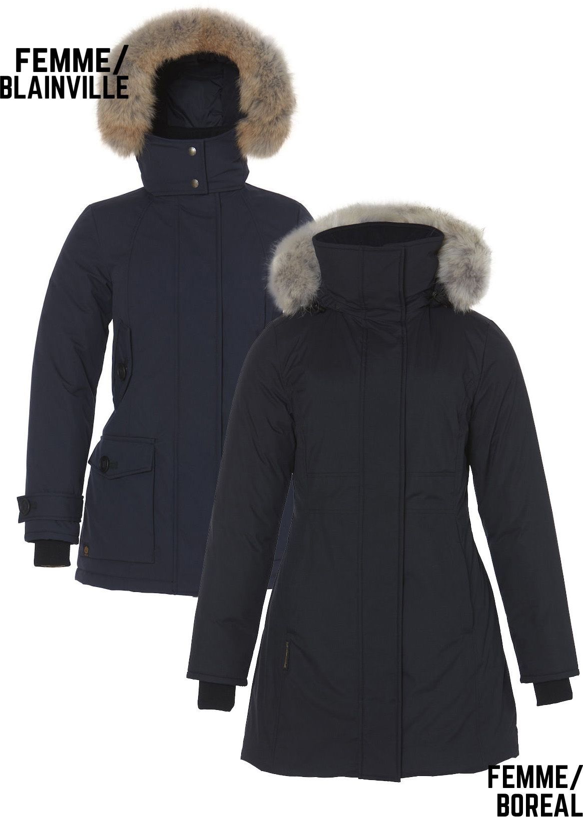 Our 5 warmest coats to conquer the cold SAIL (With