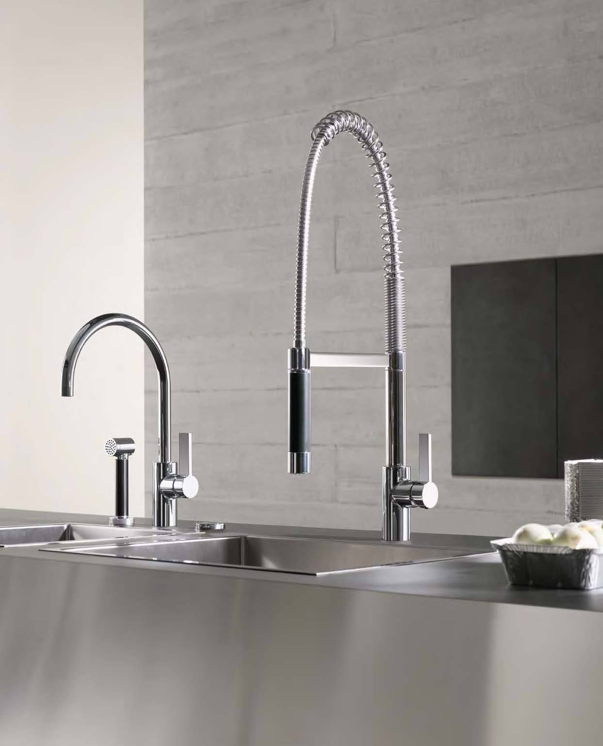 Modern Style Kitchen Faucet By Canaroma Bath Tile Toronto At
