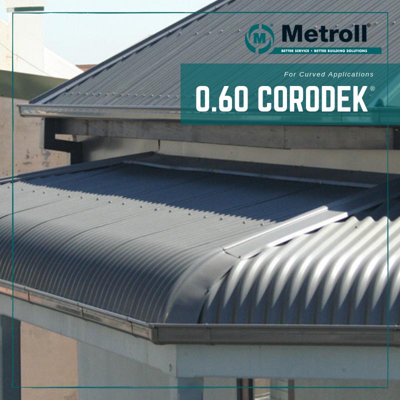 0 60 Corodek Metal Buildings Cladding Building