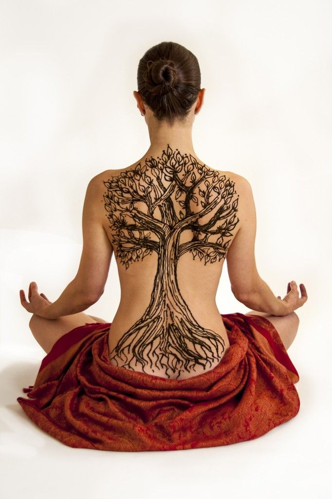 Henna Body Art Henna Tree Of Life Photography By Adam Emperor