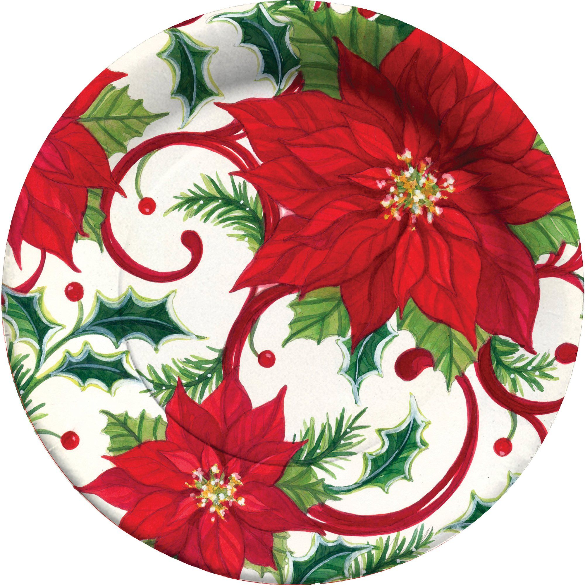 B-E-A-UTIFUL holiday paper plates by c.r gibson perfect for your holiday parties and  sc 1 st  Pinterest & B-E-A-UTIFUL holiday paper plates by c.r gibson perfect for your ...