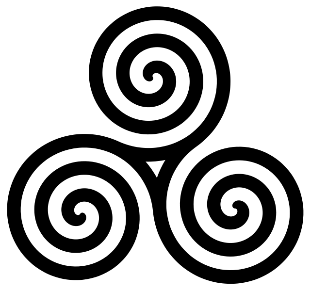 The Biohazard Symbol Meaning History Spiral Tattoos