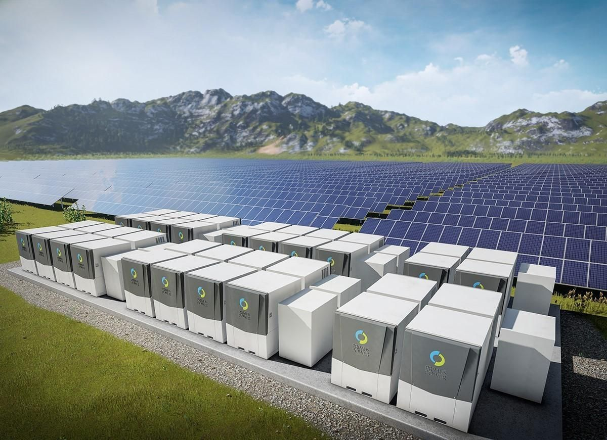 The Ceo Of Primus Power Agrees That At Present Lithium Battery Systems Are More Bankable Than The Flow Battery En Energy Storage Solar Battery Company Storage