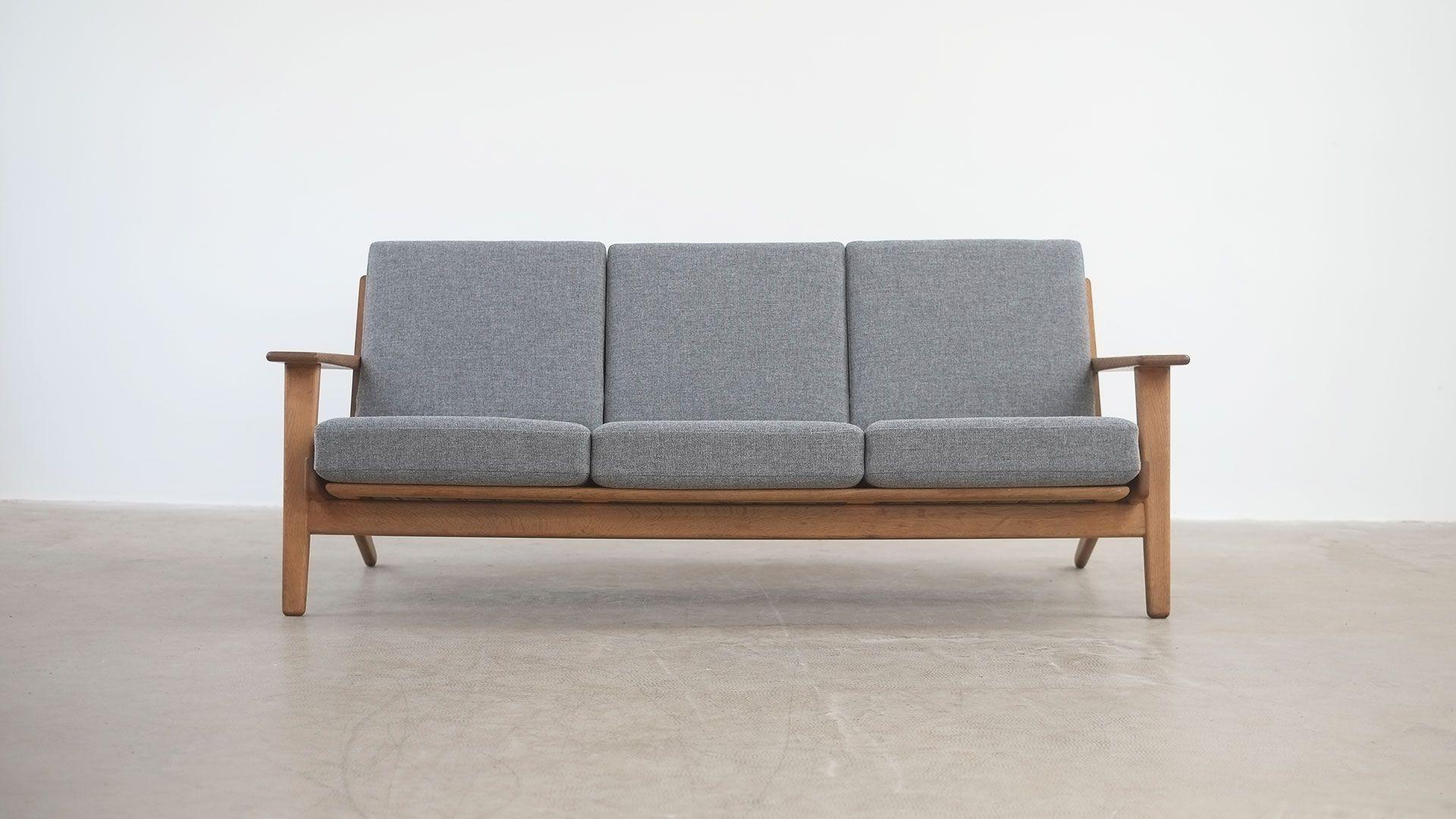 Hans Wegner GE290 Sofa Canapé Pinterest