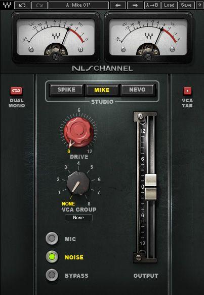 Analog Summing Plugin Nls Waves Music Software Home Recording Studio Plugins