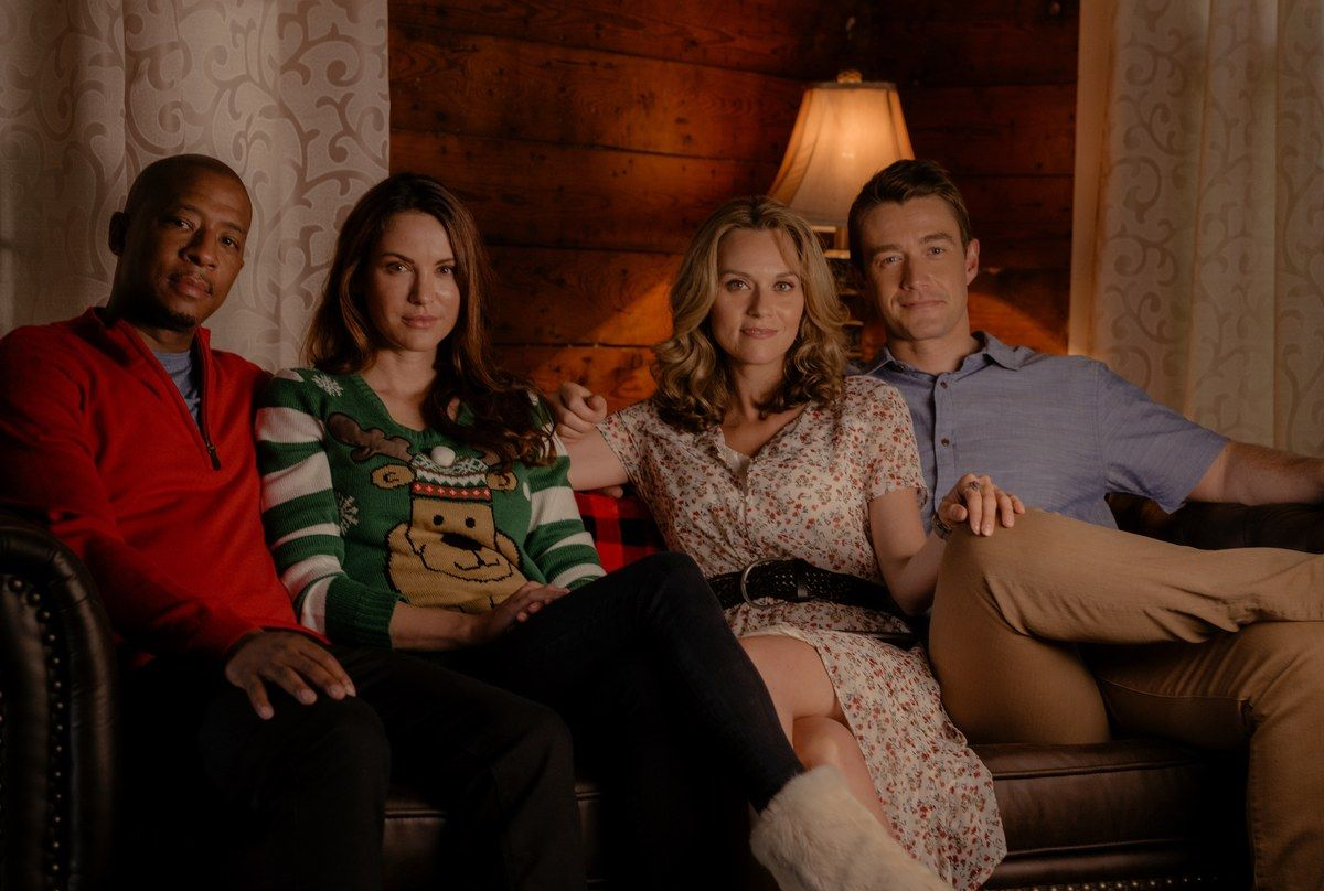 Lifetime Is Premiering 30 Holiday Movies This Year—Here's