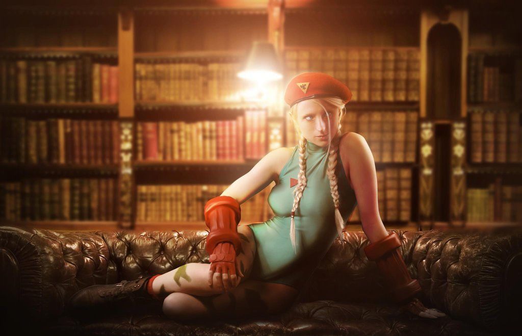 CAMMY WHITE COSPLAY - EDIT by BossLogic by Heather84