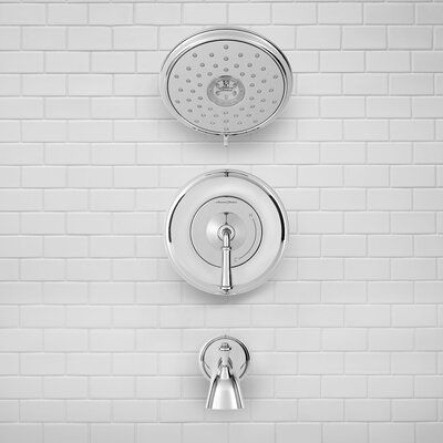 American Standard Delancey Dual Function Tub And Shower Faucet