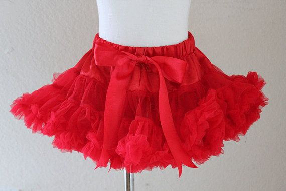 Pettiskirt Different Colors by CandyCrushEvents on Etsy, $42.95