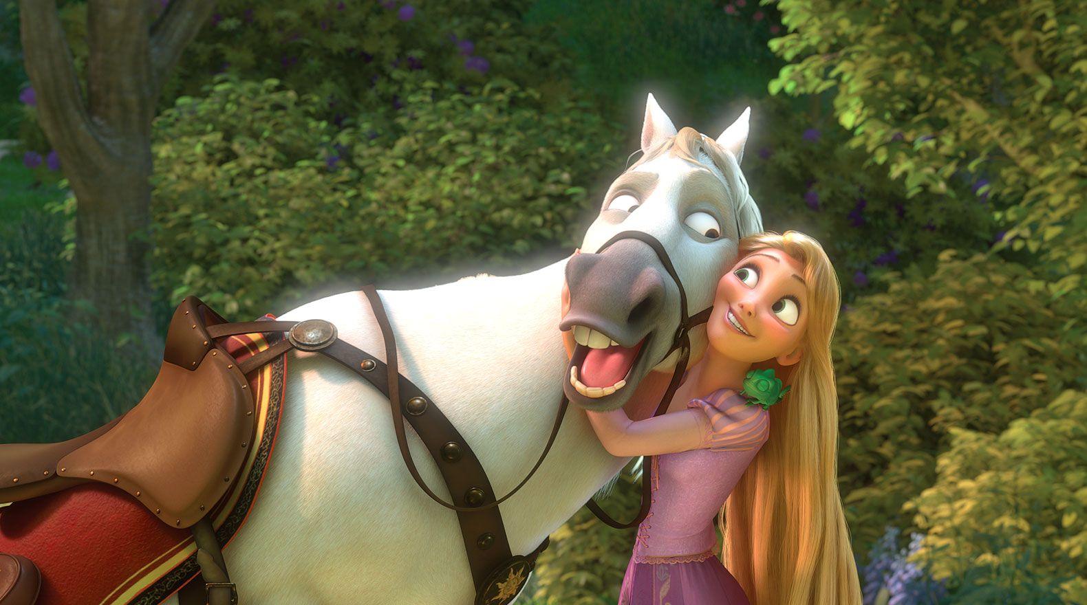 Rapunzel and Max Rapunzel Pinterest Rapunzel